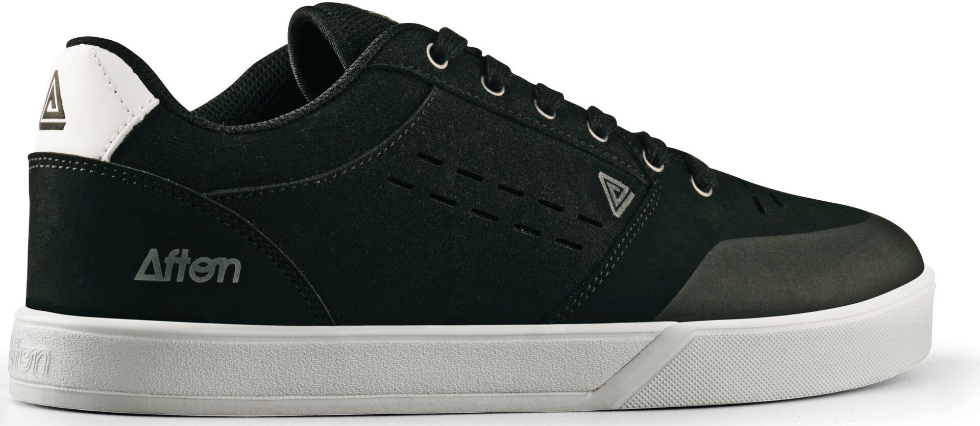 Afton Shoes Keegan Flatpedal Shoes Men blackgrey